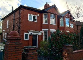 Thumbnail 3 bed property to rent in Waller Avenue, Fallowfield, Manchester
