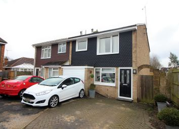 Thumbnail 3 bed semi-detached house for sale in Meadside Walk, Chatham