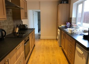 Thumbnail 4 bed terraced house to rent in 19 Barton Road, Eastleigh