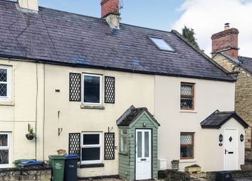 Thumbnail 2 bedroom terraced house for sale in Quemerford, Calne