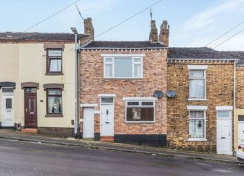 Thumbnail 2 bed terraced house for sale in Cardwell Street, Hanley, Stoke-On-Trent