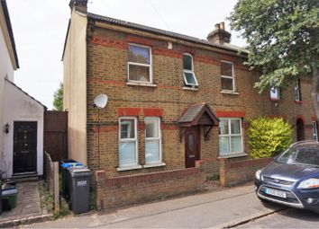 2 bed semi-detached house for sale in Sussex Road, South Croydon CR2