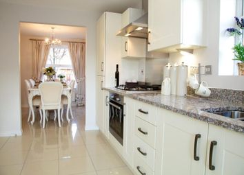 """Thumbnail 4 bed detached house for sale in """"Plot 216 - The Whitford"""" at Former Police Training College, Greenmeadow Way, Cwmbran"""