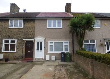 Thumbnail 2 bed terraced house to rent in Rowdowns Road, Romford