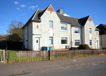 Thumbnail 2 bed flat for sale in Sanderson Avenue, Uddingston, Glasgow