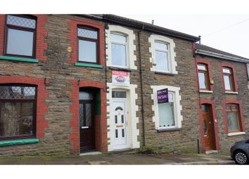 Thumbnail 4 bed terraced house for sale in Brynheulog Terrace, Porth