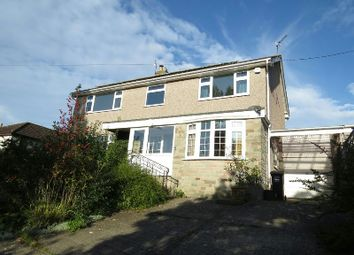 Thumbnail 5 bed detached house to rent in Church Road, Worle, Weston-Super-Mare