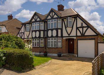 Romney Close, Chessington, Surrey KT9. 3 bed semi-detached house