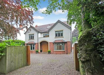 Thumbnail 5 bed detached house for sale in Styal Road, Wilmslow, Cheshire