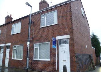 Thumbnail 3 bed property to rent in Cross Queen Street, Normanton