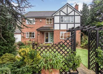 Thumbnail 4 bed detached house for sale in Portland Croft, Pontefract