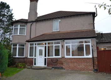 Thumbnail 3 bed semi-detached house for sale in Gayton Avenue, Bebington, Wirral
