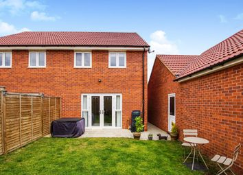 Thumbnail 3 bedroom semi-detached house for sale in Bluebell Way, Lyde Green, Bristol