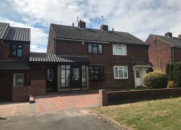 Thumbnail 2 bed semi-detached house to rent in High Street, Brierley Hill, West Midlands