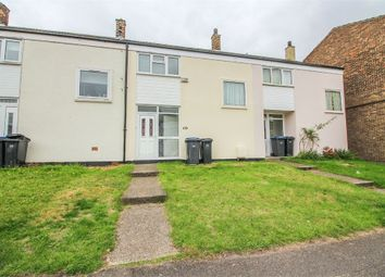 Thumbnail 2 bed terraced house to rent in Hornbeams, Harlow, Essex