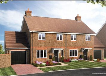 Thumbnail 3 bed semi-detached house for sale in The Dunsfold, Amlets Place, Cranleigh