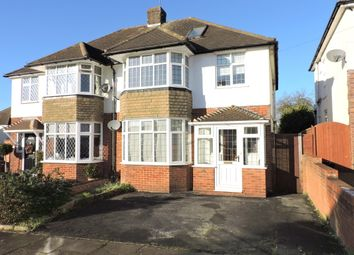 Thumbnail 4 bed semi-detached house for sale in Swifts Green Close, Luton
