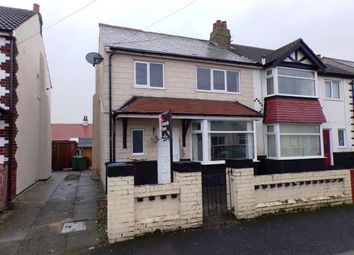 Thumbnail 3 bed semi-detached house for sale in Manor Drive, Thornton-Cleveleys, Lancashire
