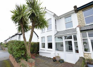 Thumbnail 5 bed semi-detached house for sale in Flexbury Park Road, Bude