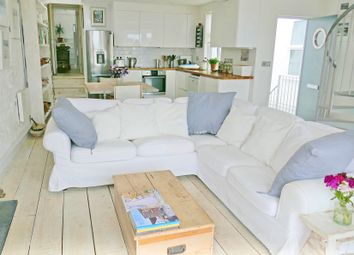 Thumbnail 3 bed flat for sale in Regent Terrace, Mousehole, Penzance