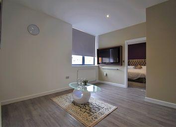 Thumbnail 1 bedroom flat to rent in Clyde House, Milburn Avenue, Milton Keynes