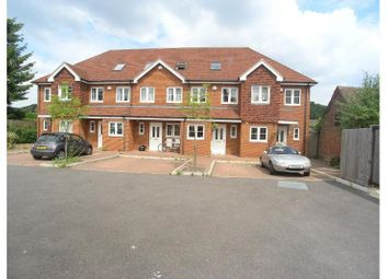 Thumbnail 3 bed terraced house to rent in Connaught Gate, Brookwood, Woking