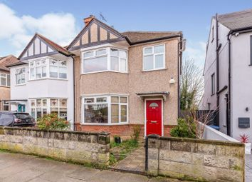 3 bed semi-detached house for sale in Gladstone Park Gardens, Dollis Hill NW2