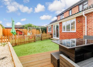 3 bed detached house for sale in Lineacre Close, Grange Park, Swindon SN5