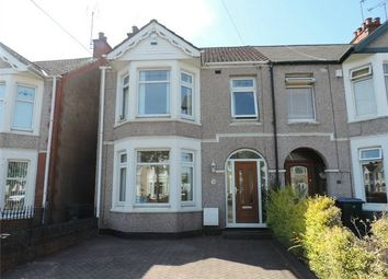 Thumbnail 3 bed end terrace house to rent in Wallace Road, Whitmore Park, Coventry, West Midlands