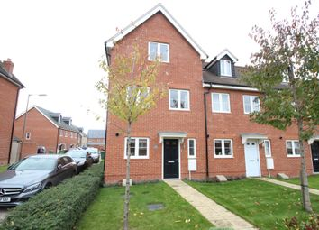 Thumbnail 4 bed end terrace house for sale in Collington Road, Aylesbury