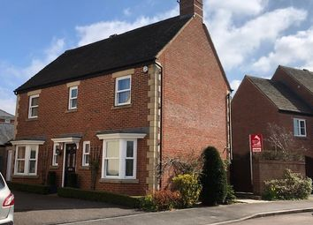 Thumbnail 4 bed detached house to rent in Redhouse, Swindon