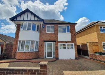 4 bed detached house for sale in Tythorn Drive, Wigston, Leicester, Leicestershire LE18