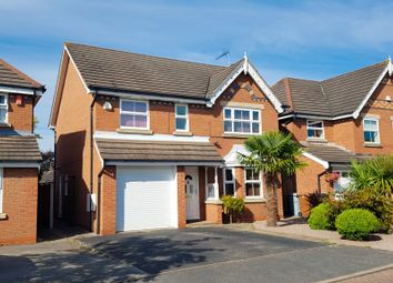 Thumbnail 4 bed detached house to rent in Southfields Close, Wybunbury, Nantwich