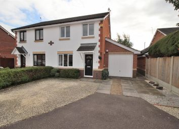 Thumbnail 3 bed semi-detached house for sale in Russell Gardens, Beeston, Nottingham