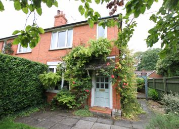 Thumbnail 3 bed semi-detached house for sale in St Mary Bourne, Andover, Hampshire