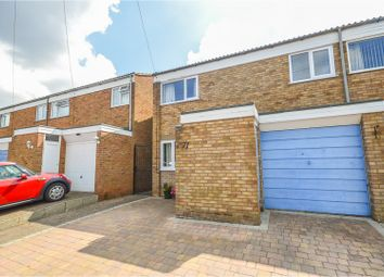 Thumbnail 3 bed end terrace house for sale in Bents Close, Bedford