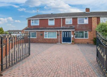 Thumbnail 5 bed semi-detached house for sale in Ingram Avenue, Aylesbury