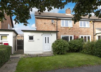 Thumbnail 3 bed semi-detached house for sale in Oakwood Hill, Loughton