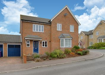 Thumbnail 2 bed semi-detached house for sale in Hunt Hill Close, Great Ashby, Stevenage
