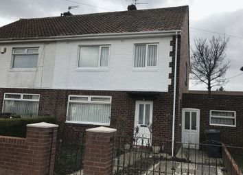 Thumbnail 3 bedroom semi-detached house for sale in Perth Avenue, Jarrow