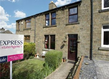 Thumbnail 3 bed terraced house for sale in Cumberworth Lane, Lower Cumberworth, Huddersfield, West Yorkshire