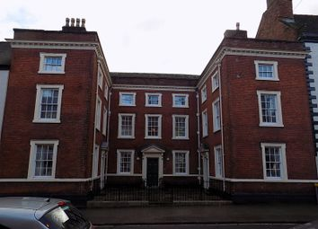 Thumbnail 1 bed flat to rent in Church Street, Ashbourne, Derbyshire