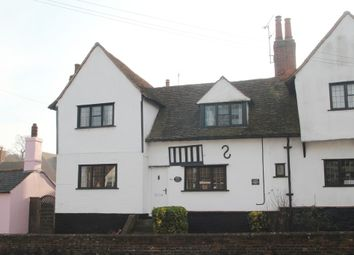 Thumbnail 2 bed cottage for sale in Lexden Road, Colchester