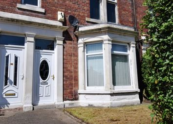 Thumbnail 2 bed flat for sale in Burn Terrace, Wallsend, Tyne And Wear