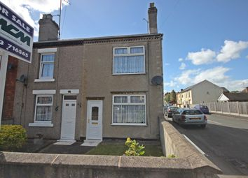 Thumbnail 2 bed end terrace house for sale in Selston Road, Jacksdale