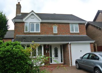 Thumbnail 4 bed detached house to rent in Bluebell Close, Kingsnorth, Ashford