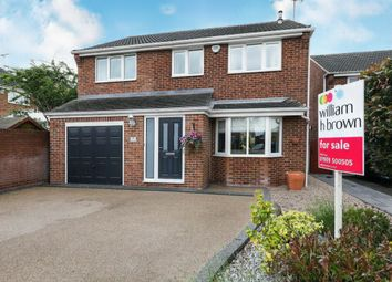 Thumbnail 4 bed detached house for sale in Monks Way, Shireoaks, Worksop