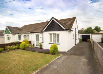 Thumbnail 2 bedroom semi-detached bungalow for sale in Stanborough Road, Plymstock