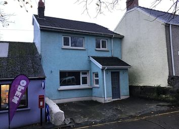 Thumbnail 3 bed terraced house to rent in Main Street, Llangwm, Haverfordwest