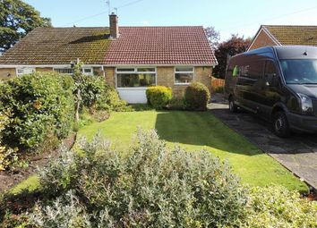 Thumbnail 2 bed semi-detached bungalow for sale in Warwick Drive, Hazel Grove, Stockport